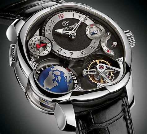 Greubel Forsey GMT Watch Now In Platinum | aBlogtoWatch